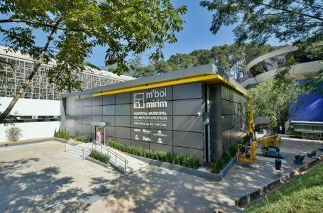 Hospital M'Boi Mirim en Sao Paulo: Modelo de salud